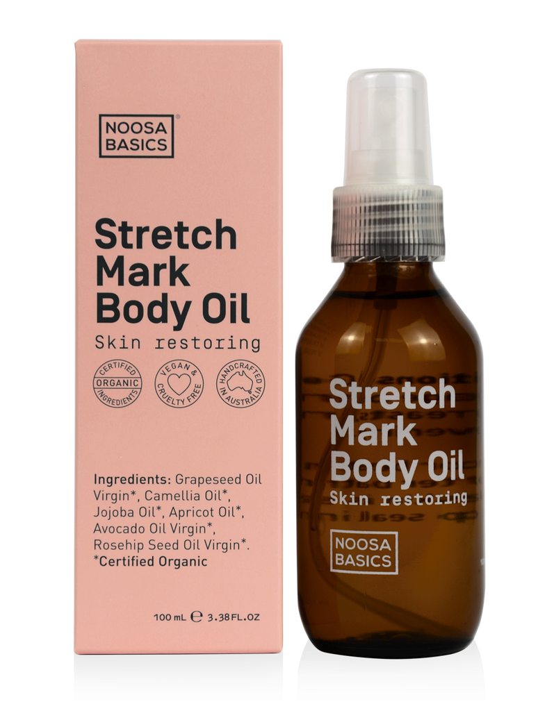 Noosa Basics Stretch Mark Body Oil