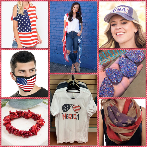 Patriotic & 4th of July