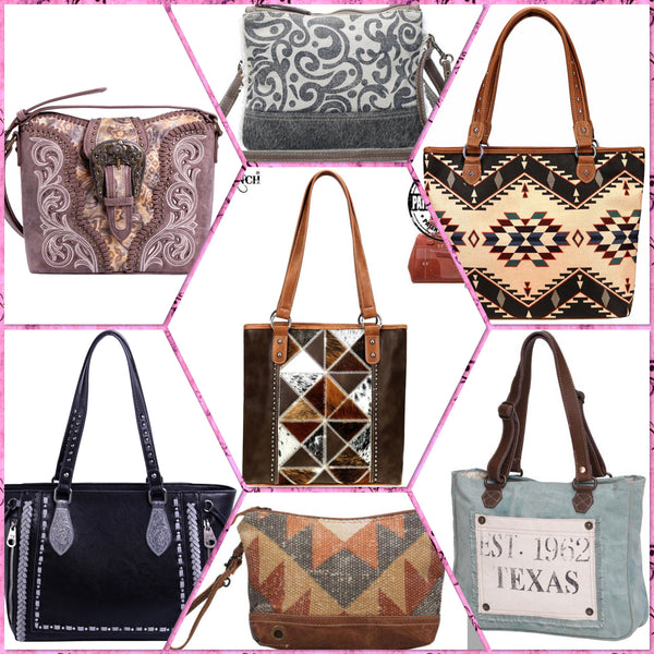 Purses & Clutches