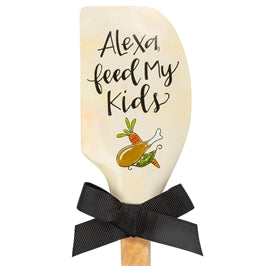 Alexa, Feed My Kids Simply Sassy Spatula