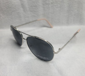 Aviator Sunglasses - Black