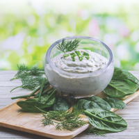 Creamy Spinach & Dill Party Dip Mix