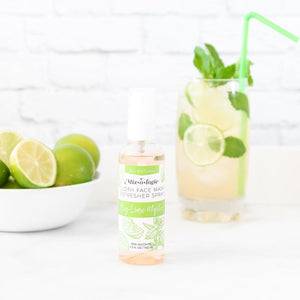 Face Mask Refresher Spray - Key Lime Mojito