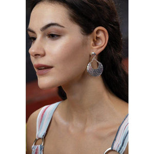 ICE SURPRISE DROP EARRINGS