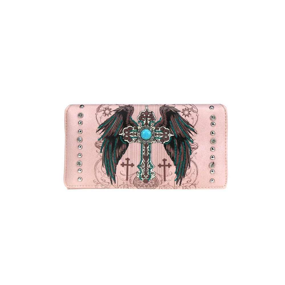Montana West Spiritual Collection Wallet