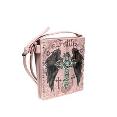Montana West Spiritual Collection Concealed Carry Crossbody