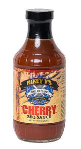 Mikey V's - Hall of Flame -Cherry BBQ Sauce