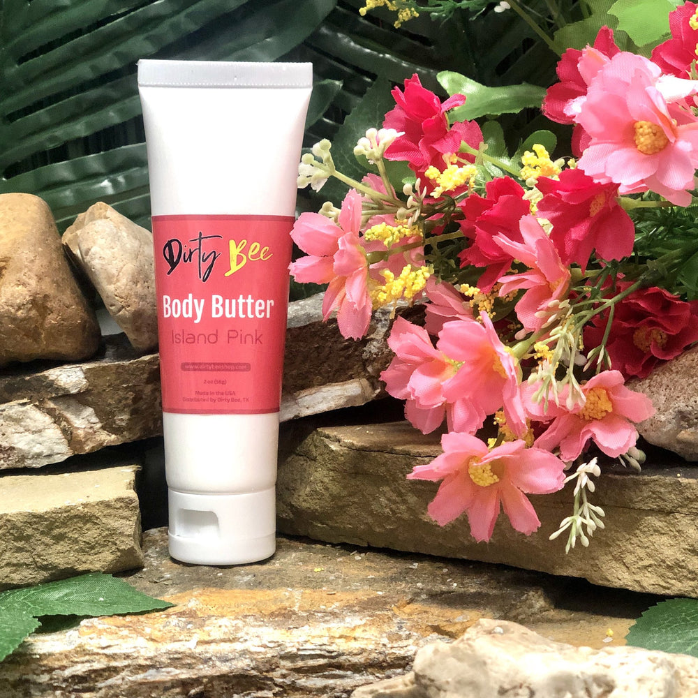 Travel Size Island Pink Body Butter