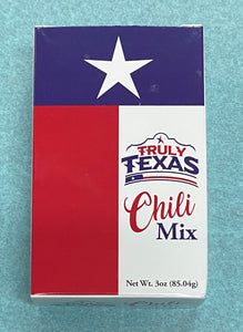Truly Texas - Chili Mix