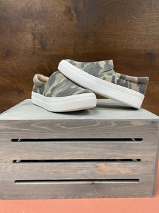 Slip-On Camo Shoes