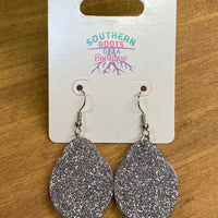 Sparkly Scallop Earrings - James Avery