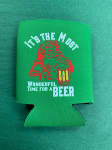 Koozie - It's the Most Wonderful Time for a Beer