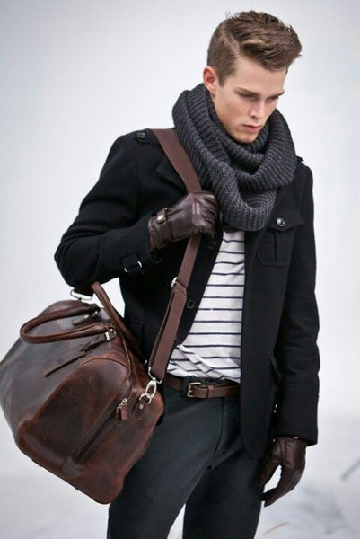 Mens Leather Bag NZ