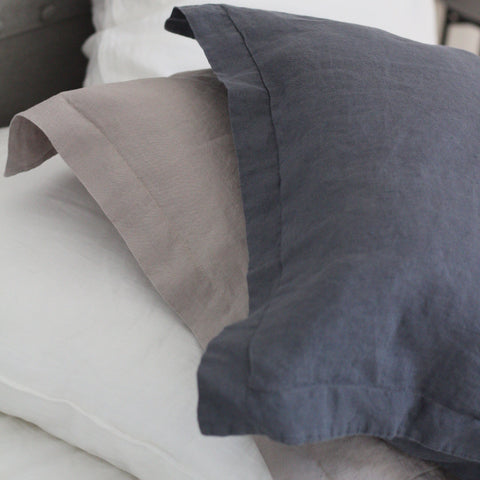 Hotel Luxury Pillowcases | 500 TC Pure Cotton | Made in Europe