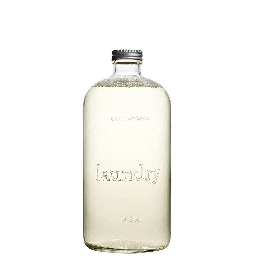Laundry Detergent | Glass Bottle
