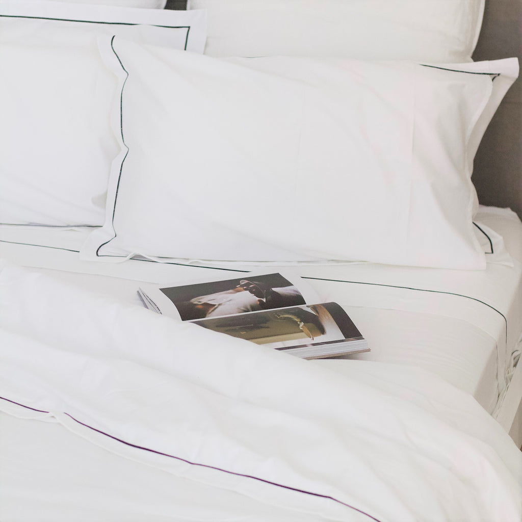 Hotel Style Flat Sheet | Made in Europe