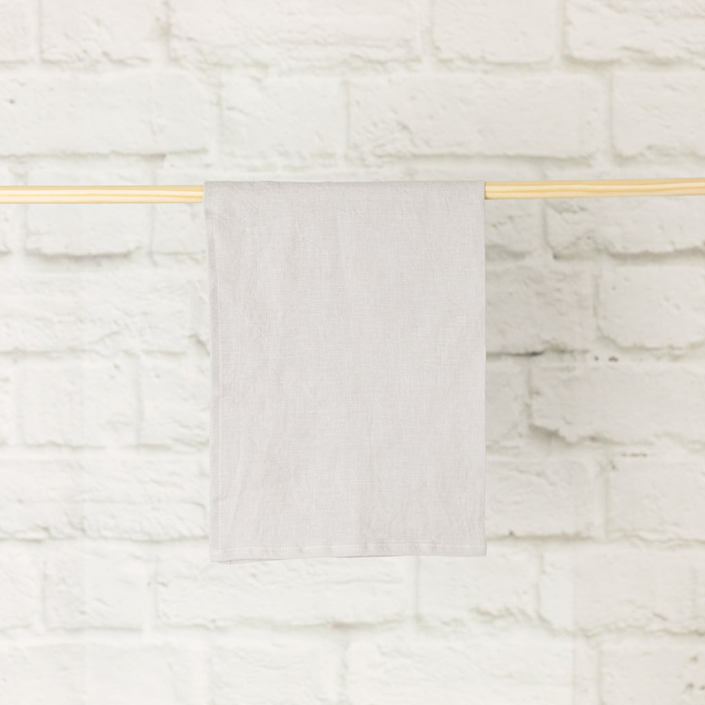 Linen Tea Towel | Grey