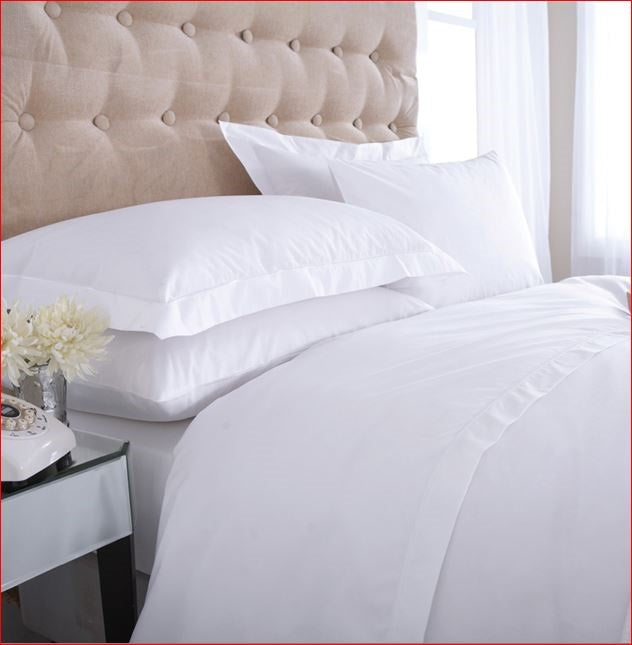 Hotel Luxury Cotton fitted Sheet