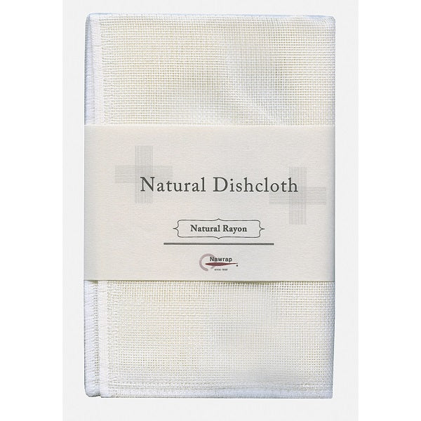 Dish Cloth | White