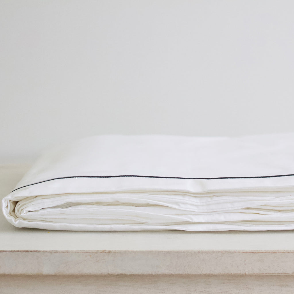 Hotel Luxury Sheet Sets | 500 TC Pure Cotton Sateen | Made in Europe