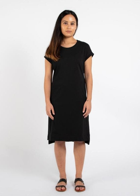 T-Shirt Dress | Black