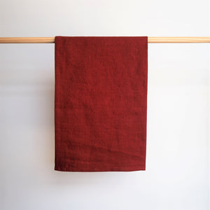 Linen Tea Towel | Wine | Made in NZ