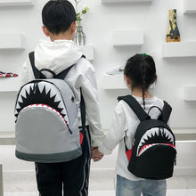 Load image into Gallery viewer, Cool Kids Shark Backpacks Or School Bag