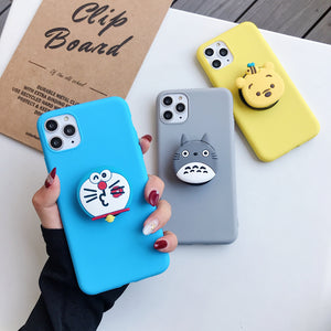 Super Cute Totoro and More Silicone iPhone Cases