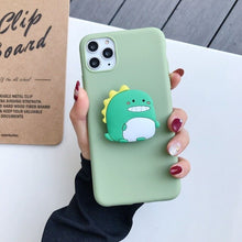 Load image into Gallery viewer, Super Cute Totoro and More Silicone iPhone Cases