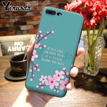Load image into Gallery viewer, Japanese Cherry Blossoms Pattern Cases for iPhone