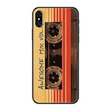Load image into Gallery viewer, Retro Old Cassette Phone Case For iPhone