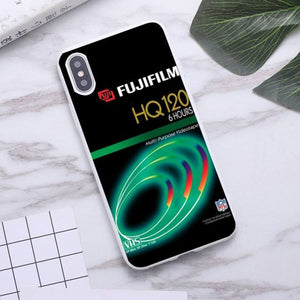 Retro VHS Tape  Phone Case for iPhone