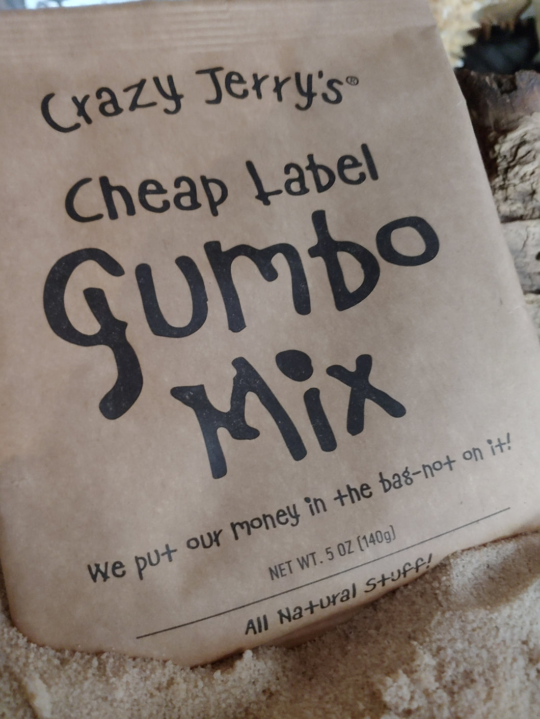 CHEAP LABEL GUMBO MIX