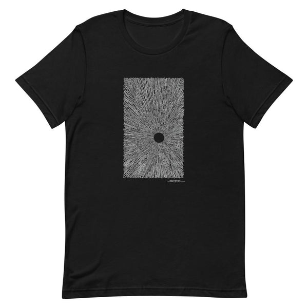 The Blinding Darkness of… - Unisex T-Shirt - MJS.ART
