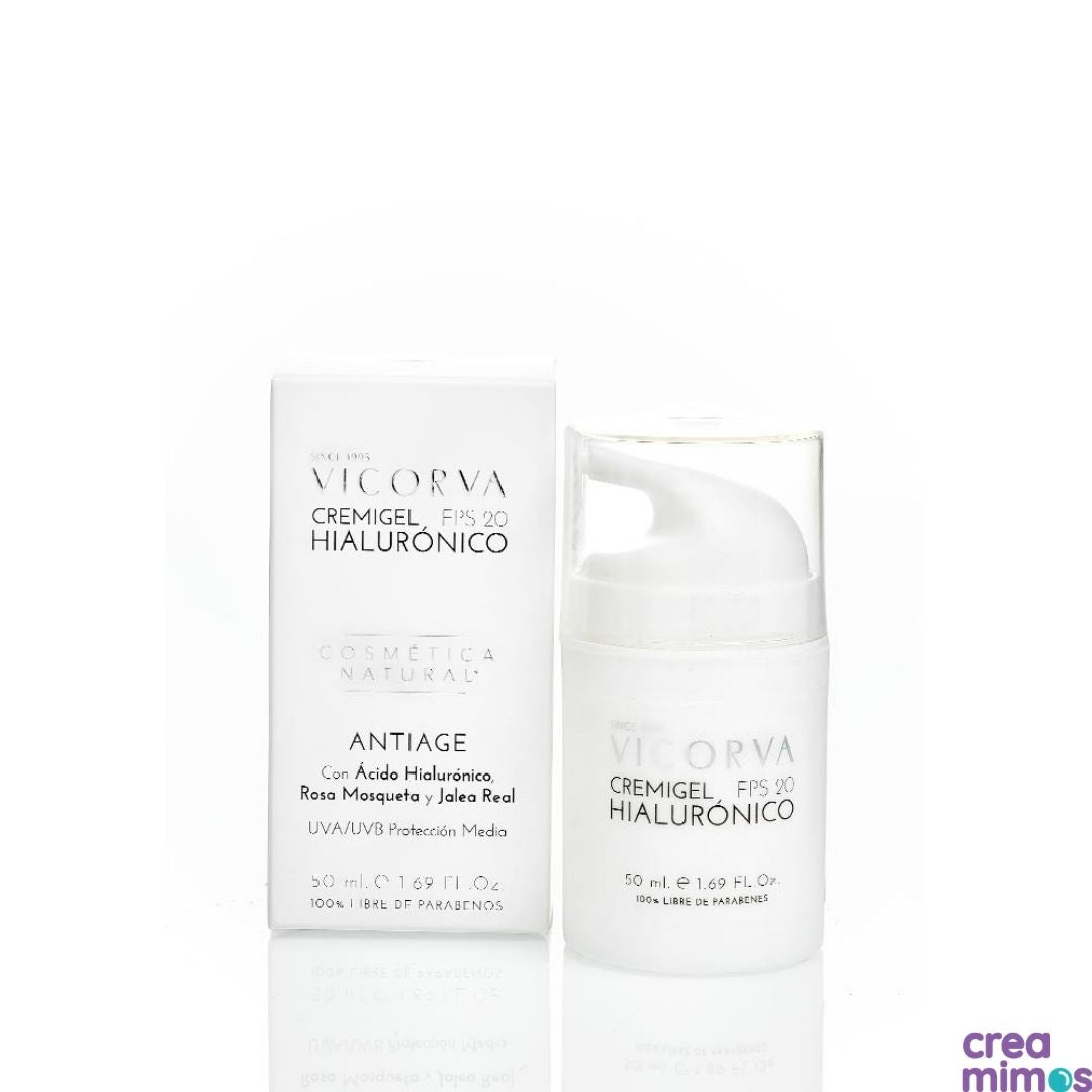 CREMIGEL HIALURONICO 50 ml - Vicorva