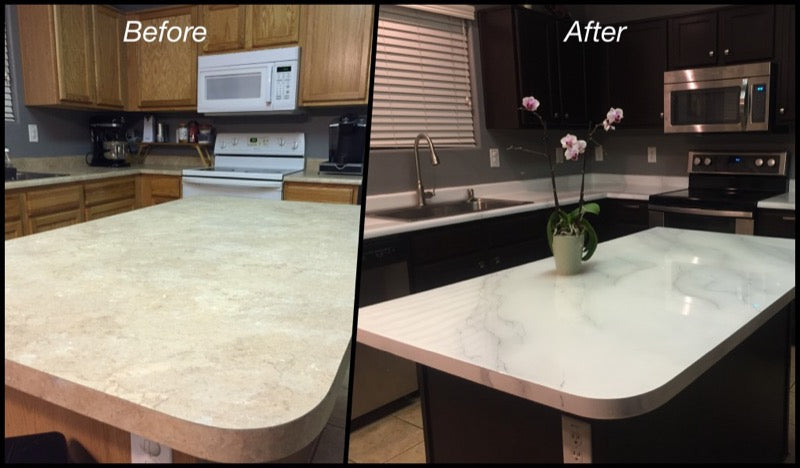 Counter Top Epoxy Resin