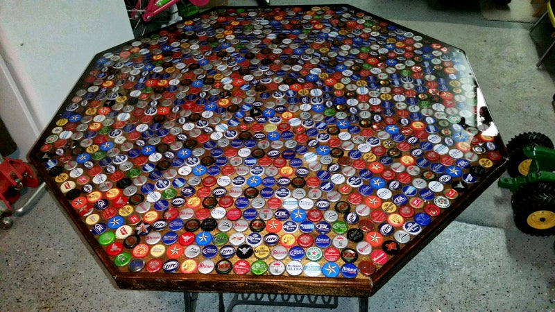 Epoxy Coat Bottle Cap