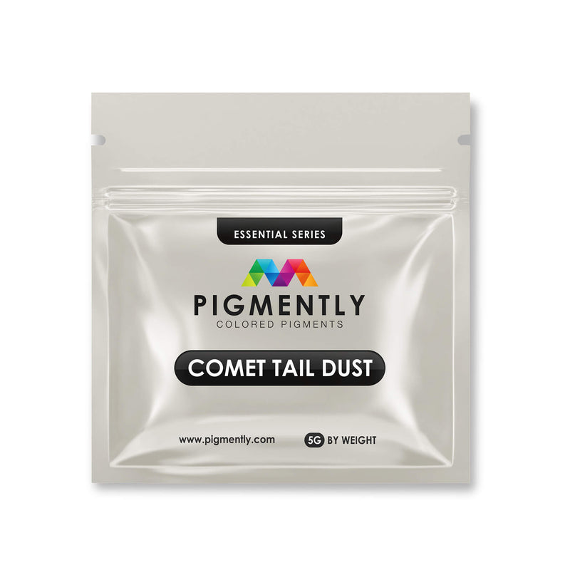 Comet Tail Dust Mica Powder Epoxy