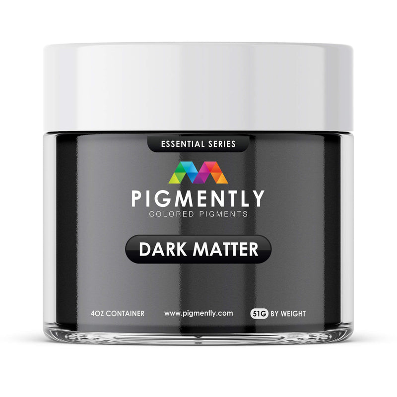 Dark Matter Epoxy Mica Powder