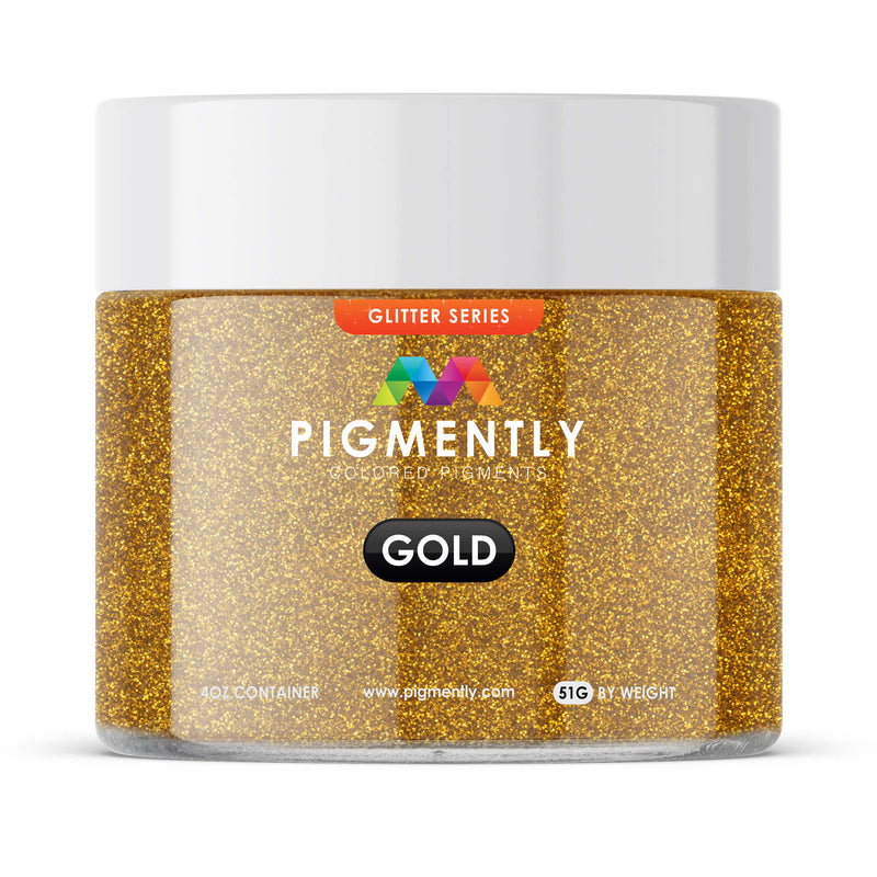 Glitter Gold Epoxy Mica Powder