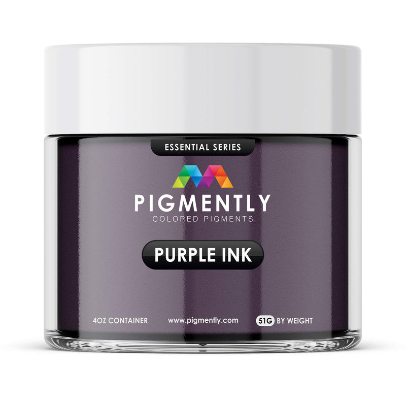 Purple Ink Epoxy Mica Powder