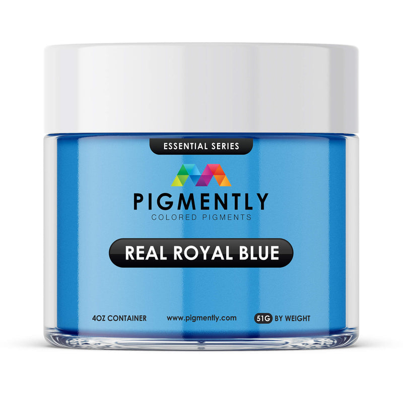 Real Royal Blue Epoxy Mica Powder