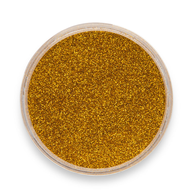 Glitter Gold Epoxy Pigment Powder