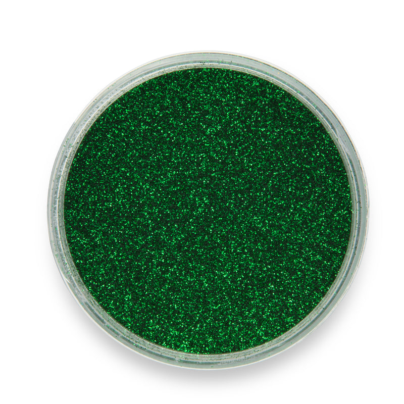Glitter Green Epoxy Pigment Powder