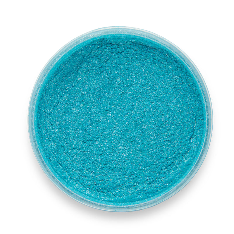 Greek Turquoise Pearl Epoxy Pigment Powder