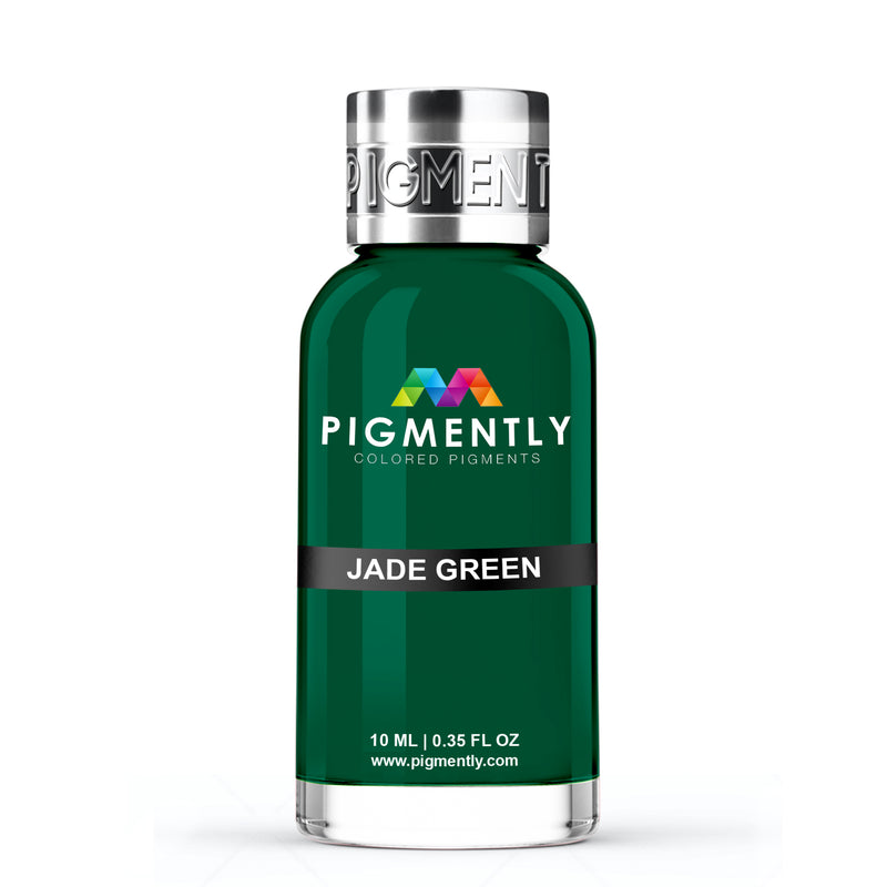 Liquid Epoxy Pigment Jade Green