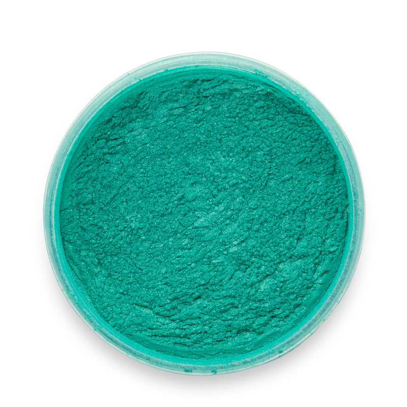 River Table Turquoise Epoxy Pigment Powder