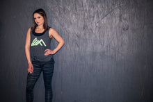 Load image into Gallery viewer, Elevate Fitness, EF Women's Origin Charcoal Casual Tank Gym Apparel