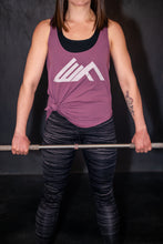 Load image into Gallery viewer, Elevate Fitness, EF Women's Origin Plum Casual Tank Gym Apparel