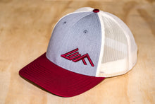 Load image into Gallery viewer, Elevate Fitness, EF Custom Hat Cardinal